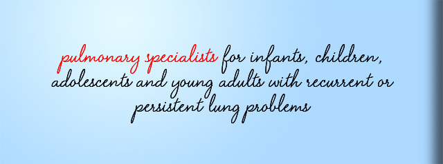 Pediatric Pulmonary Doctor | Dallas Plano | Lung Doctor for Children | Texas